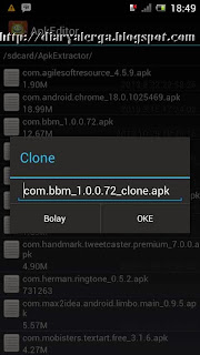 rename aplikasi android