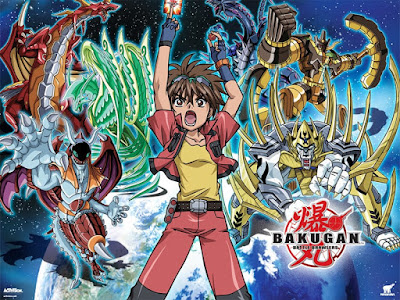 Bakugan Battle Brawlers PPSSPP ISO for Android Mobile