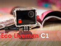 LeEco Liveman C1 Action Camera 4K@30fps