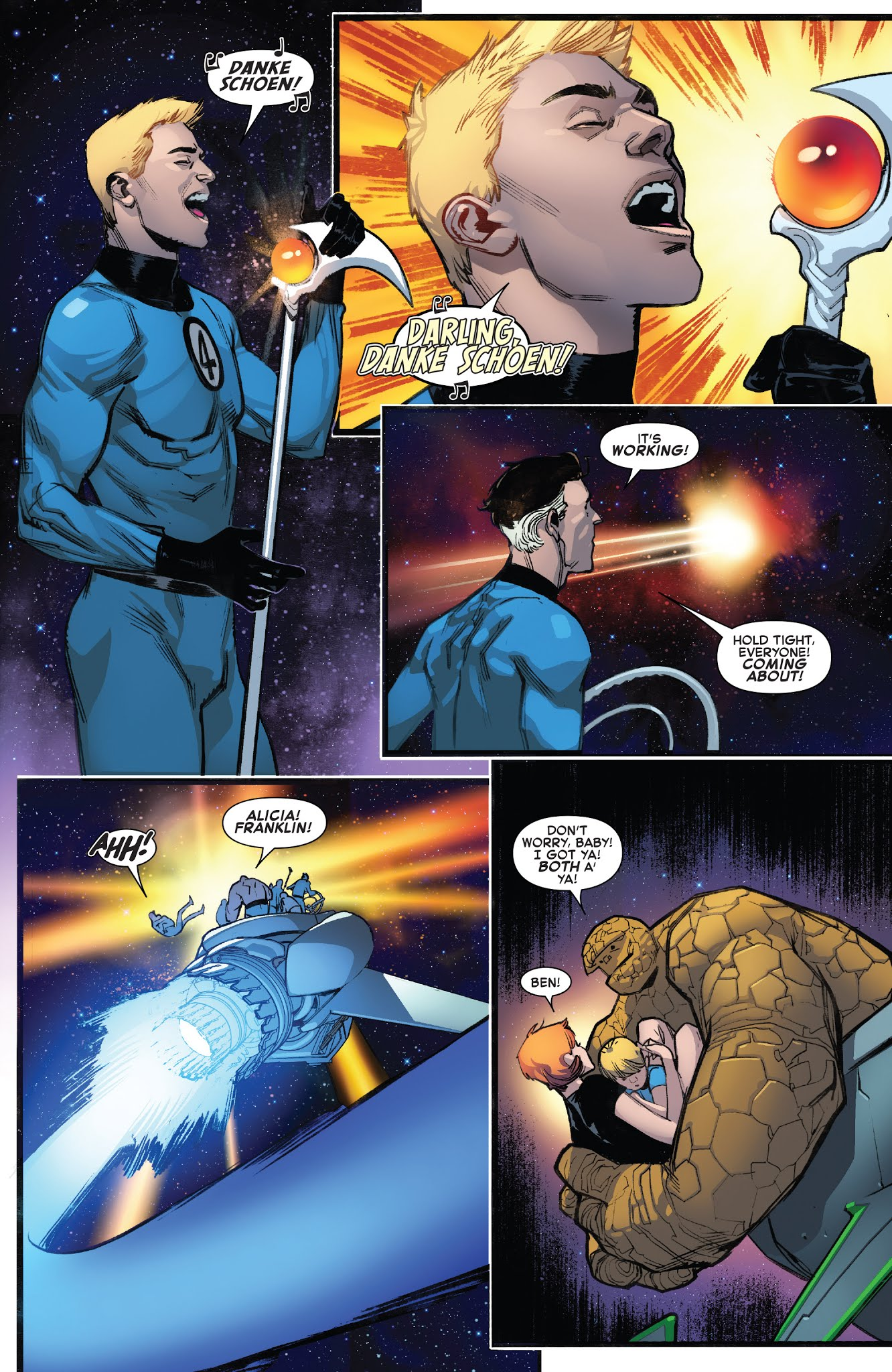 Fantastic Four (2018) #1 #16 - English 20
