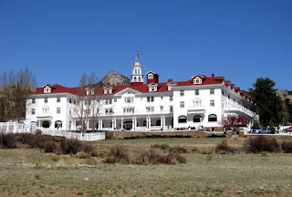 The Stanley Hotel, Estes Park, CO