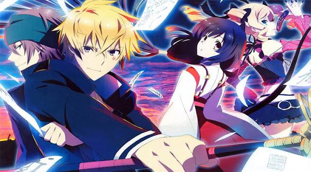 Anime mirip Noragami bertemakan roh salah satunya adalah Tokyo ravens