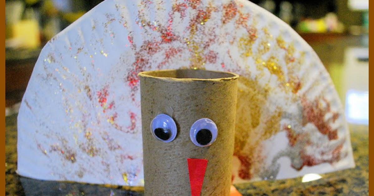 Turkey Crafts Toilet Paper
