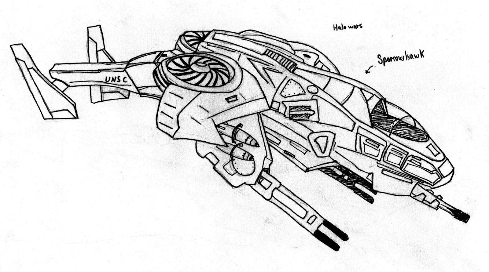 Halo Reach Flying Vehicles