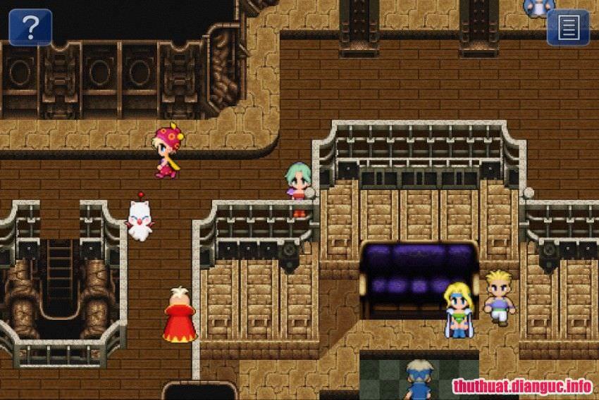 Final Fantasy 6, Final Fantasy vi, Final Fantasy 6 free download, Tải game Final Fantasy 6 miễn phí