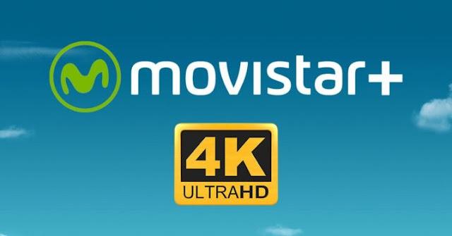 Movistar ofrecerá el fútbol en 4K en septiembre