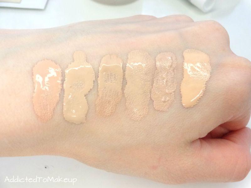 Addicted To Makeup Podkłady Por 243 Wnanie Odcieni Clarins
