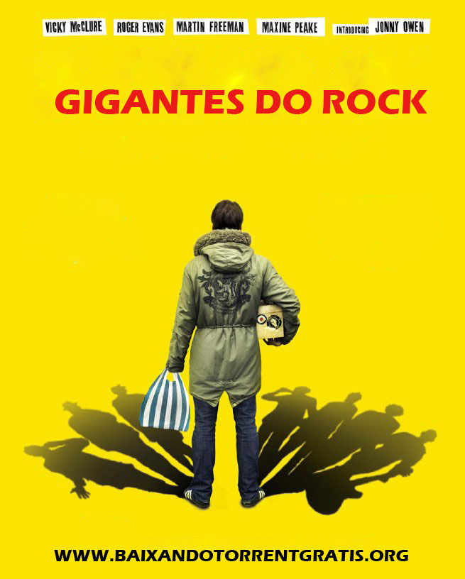 Gigantes do Rock Torrent – Blu-ray Rip 1080p Dublado (2014)