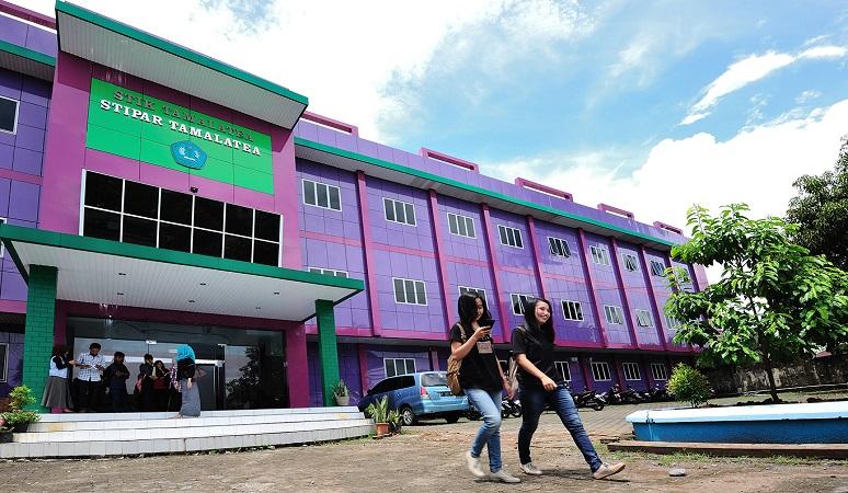 PENERIMAAN MAHASISWA BARU (STIK TAMALATEA) 2018-2019 SEKOLAH TINGGI ILMU KESEHATAN TAMALATEA MAKASSAR