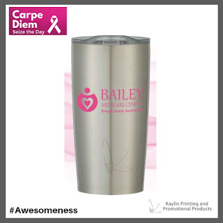 Promotional Pink Stainless Steel Tumblers