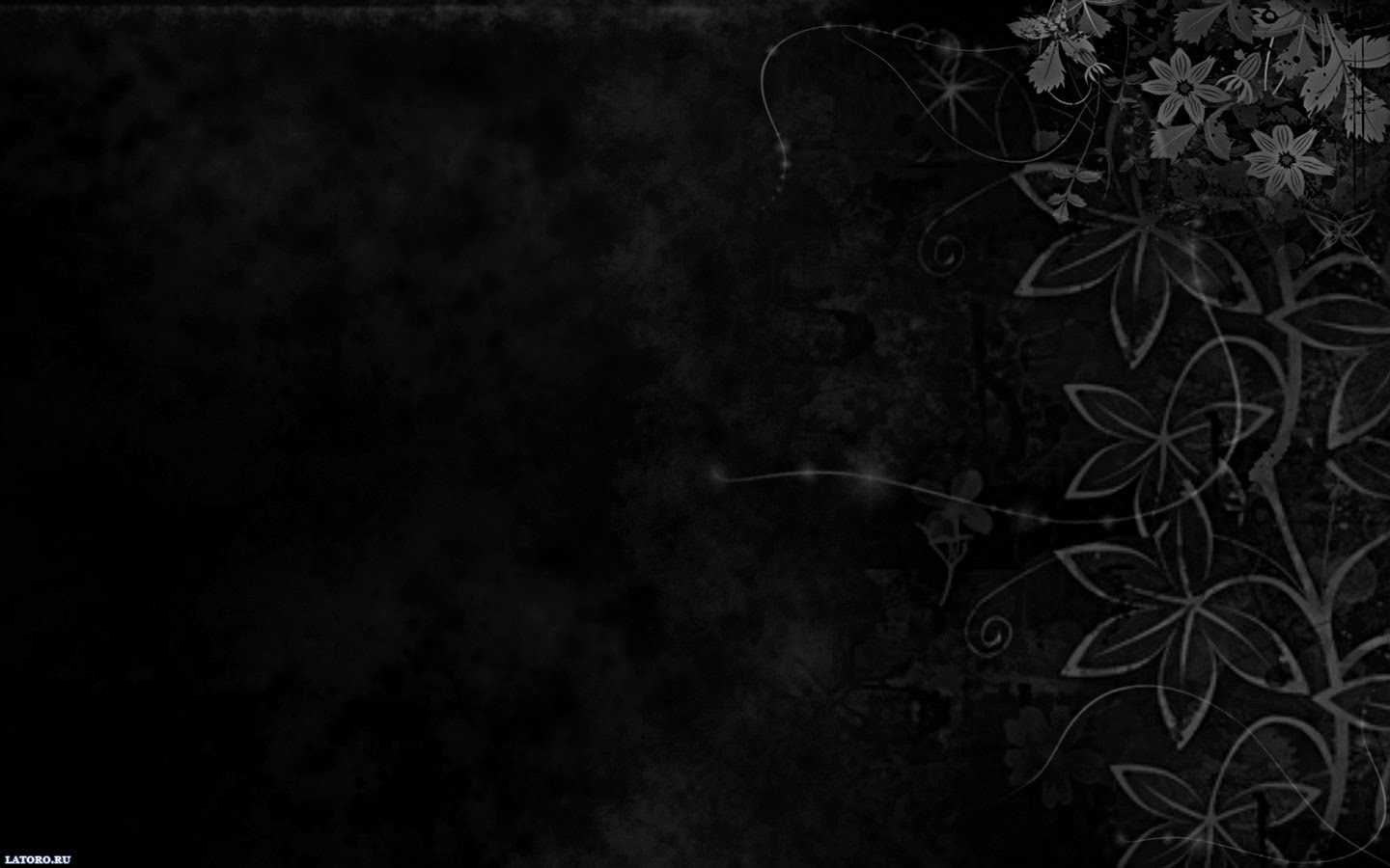 Costume Wallpaper Black Wallpaper
