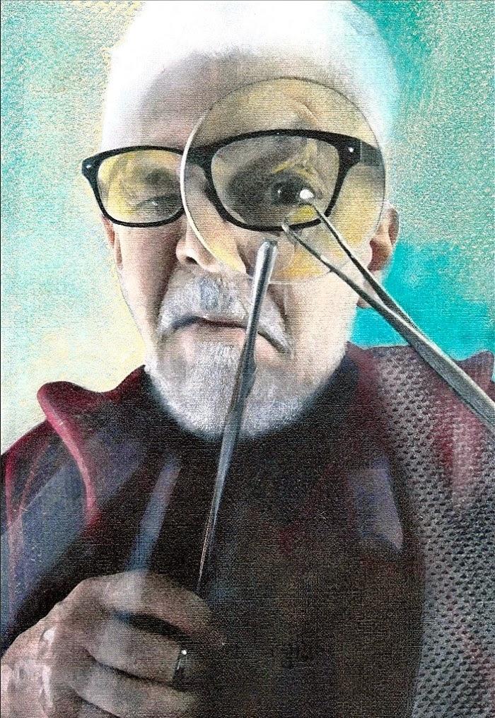 Неврология и живопись. Wilf Tilley