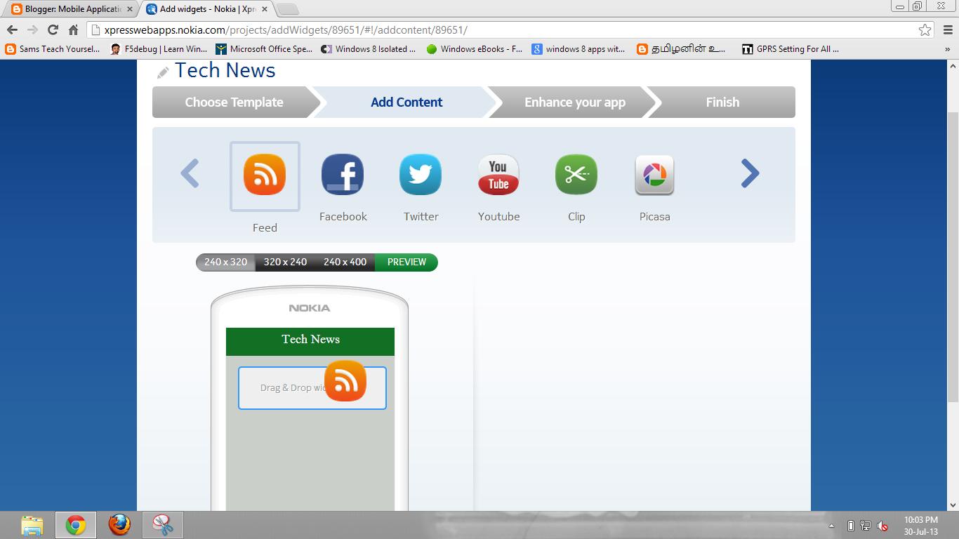 Web Application Logo