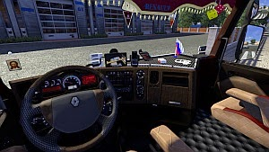 Custom Renault Premium interior by daf1
