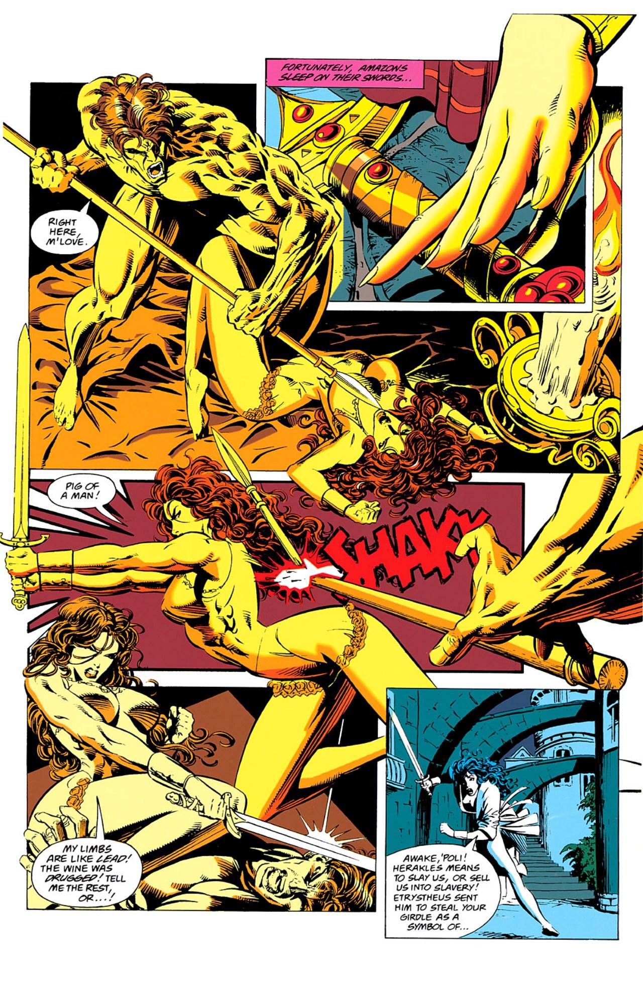 Read online Wonder Woman (1987) comic -  Issue #0 - 21