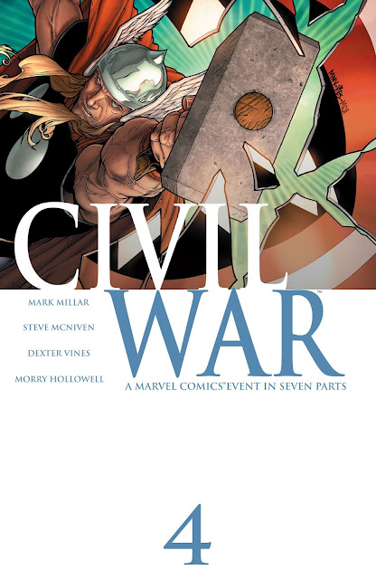 civil war issue #4, civil war issue 4, civil war issue #1, marvel civil war, civil war, civilwar, igor11 comic, igor11 comics, captain america vs ironman, captain vs iron man, thor vs captain america, Cyborg thor, hercules vs ironman