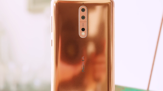 Nokia 8 India Launch