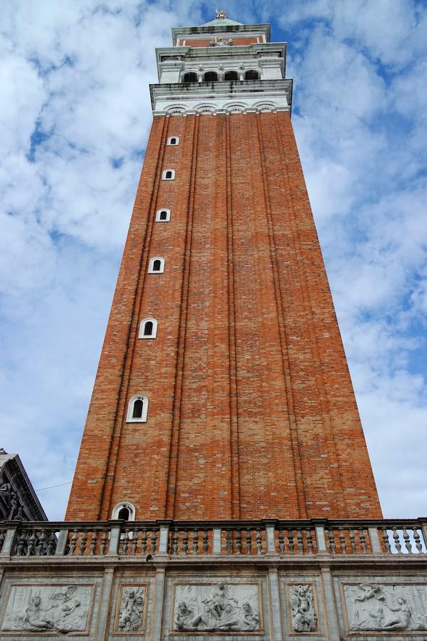 venise italie place saint-marc san marco campanile