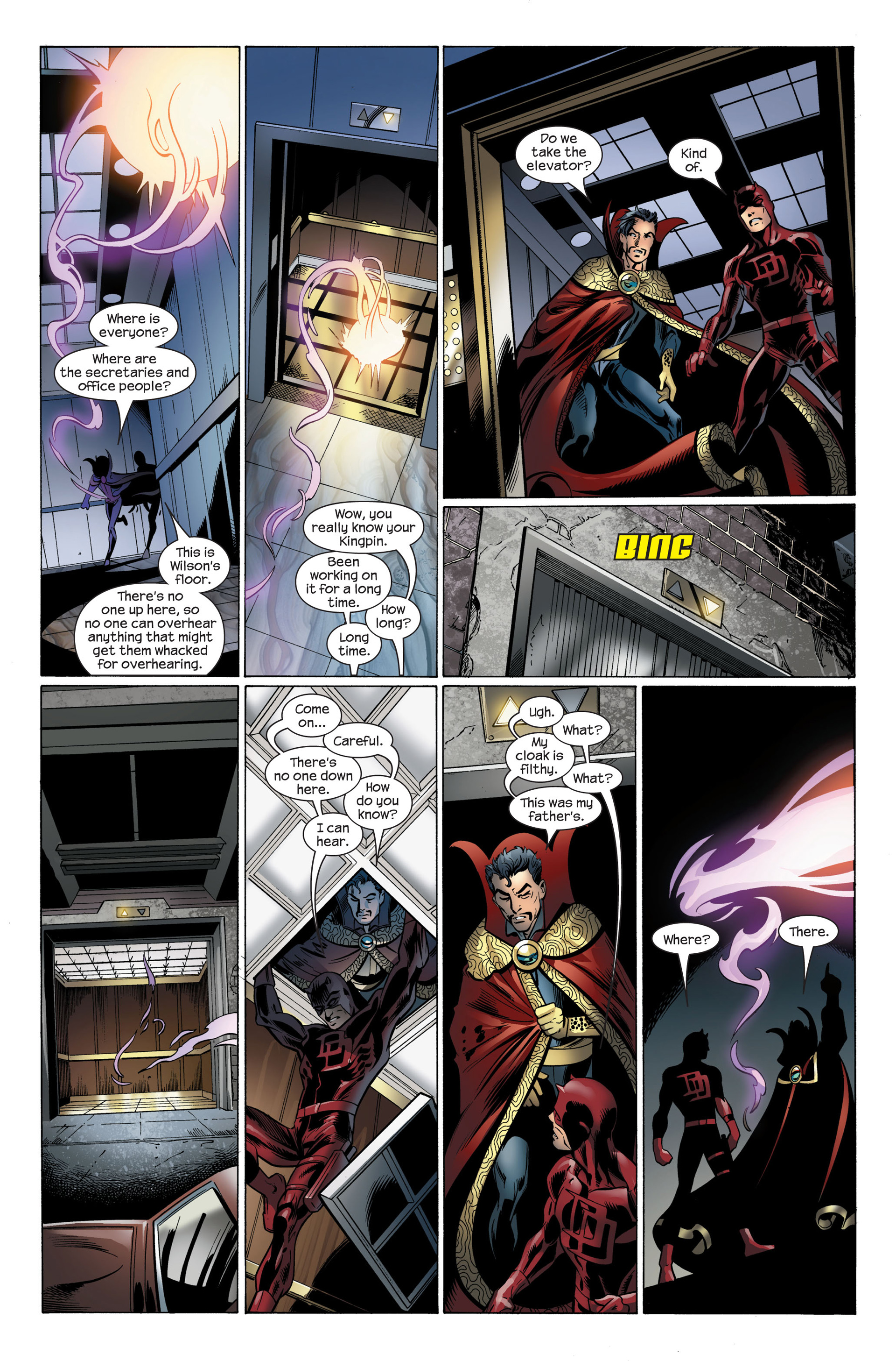 Read online Ultimate Spider-Man (2000) comic -  Issue #109 - 16