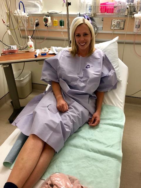 pre-op surgery