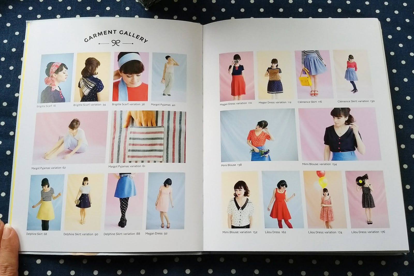 'Love at First Stitch' book review and patterns included