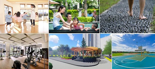 Tiện ích hoàn mỹ tại Căn hộ Vision Bình Tân