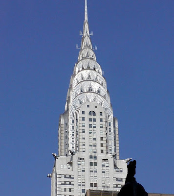 cuspide chrysler building