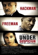 """Carátula del DVD: """"Bajo sospecha"""""""