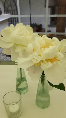 Blumendeko 40. Geburtstag