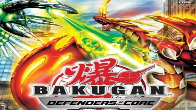 Download Bakugan : Defenders of the Core PSP emulator PPSSPP zona-games.com