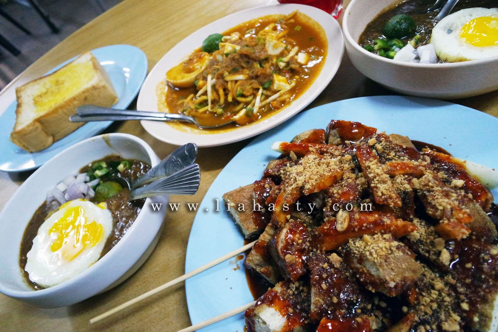 Kacang Pool Haji Larkin Makanan Tradisional Johor Lia Hasty