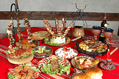 Comida Bulgaria