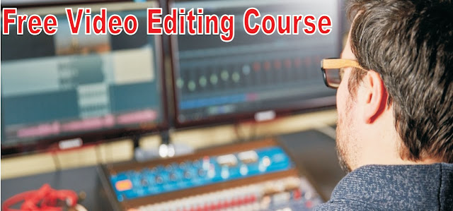 Video Creation and Video Editing Course Free Download
