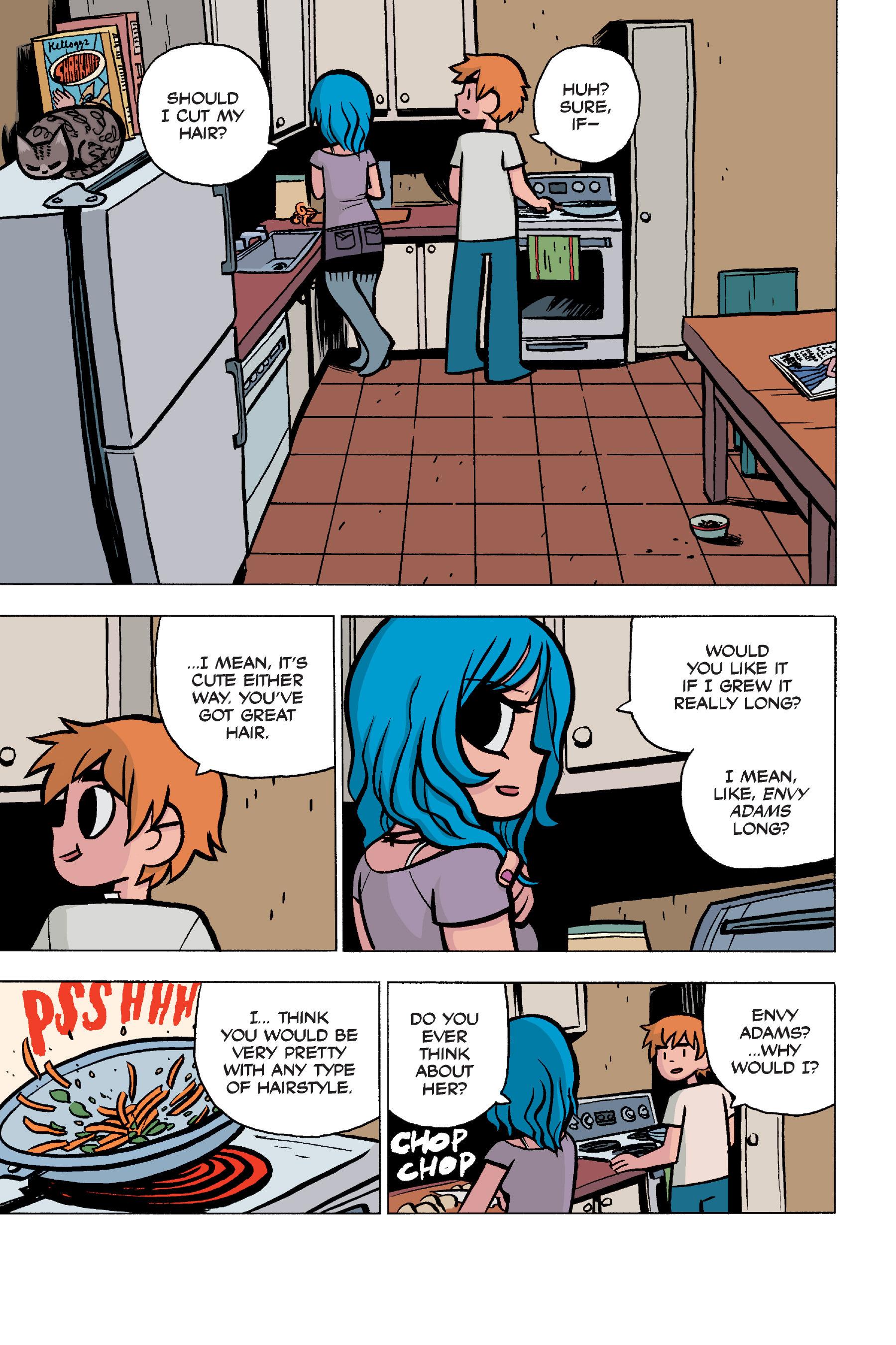 Read online Scott Pilgrim comic -  Issue #5 - 30