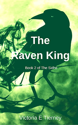 The Raven King by Victoria E Tierney