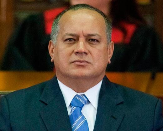 Cabello: Si se incorpora a la AN los diputados de Amazonas irían presos