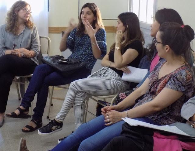 Trabajos finales del curso de Derechos Humanos y Discapacidad