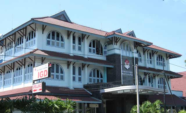 Rumah Sakit di Yogyakarta