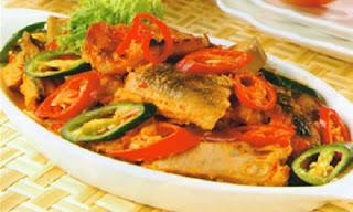 Sayur Ikan Gabus Khas Kalimantan Barat