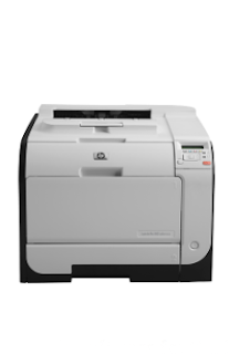 HP LaserJet Pro 400 color Printer M451