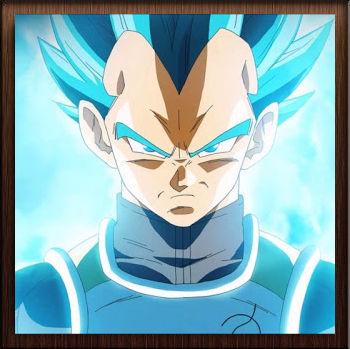 Dragon Ball Super Vegeta - Avatar en HD