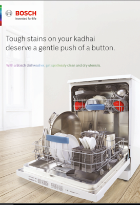 Bosch Home Appliances launches new range of Dishwashers, promises convenience to modern Indian households