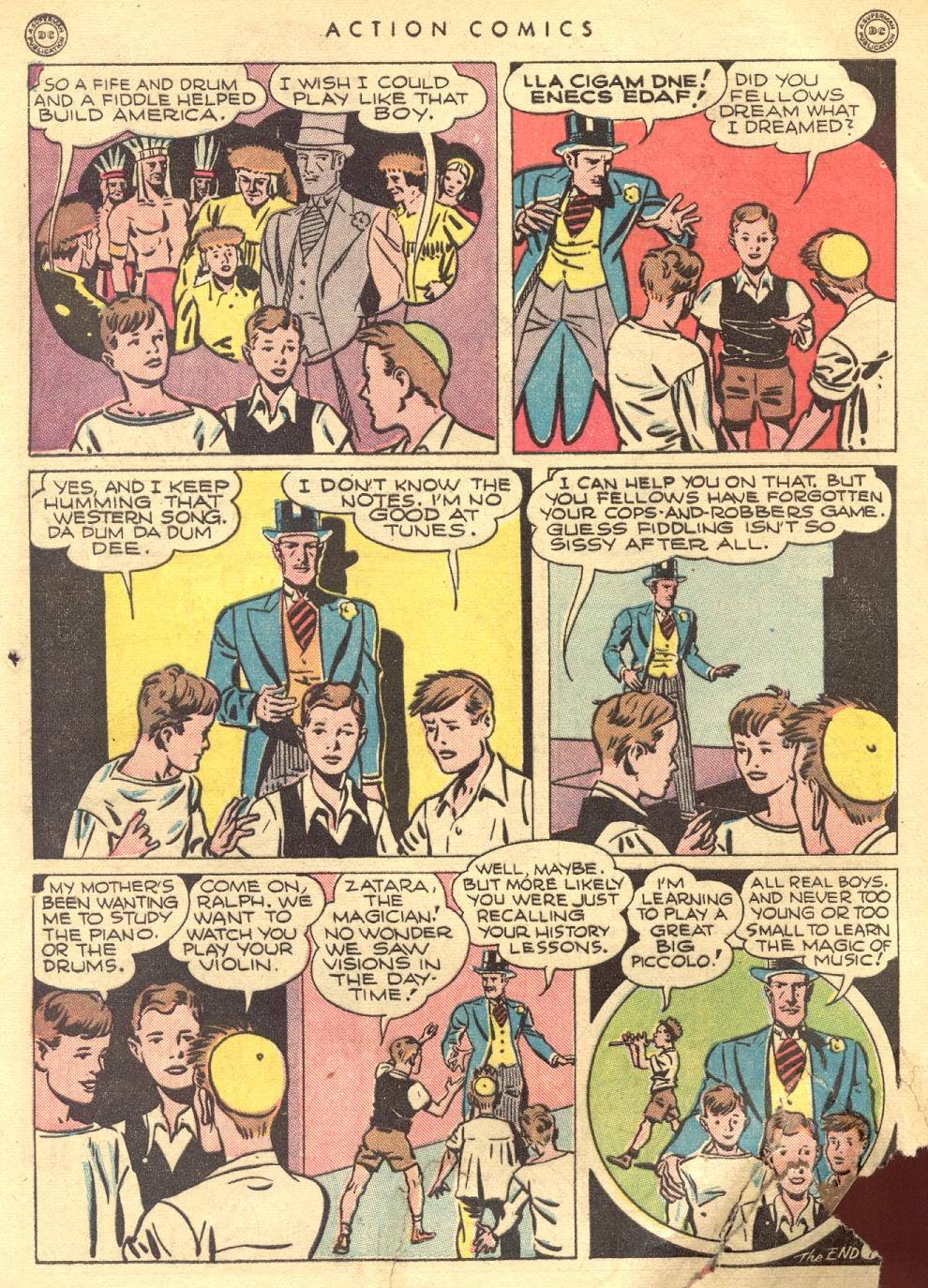 Action Comics (1938) 93 Page 47