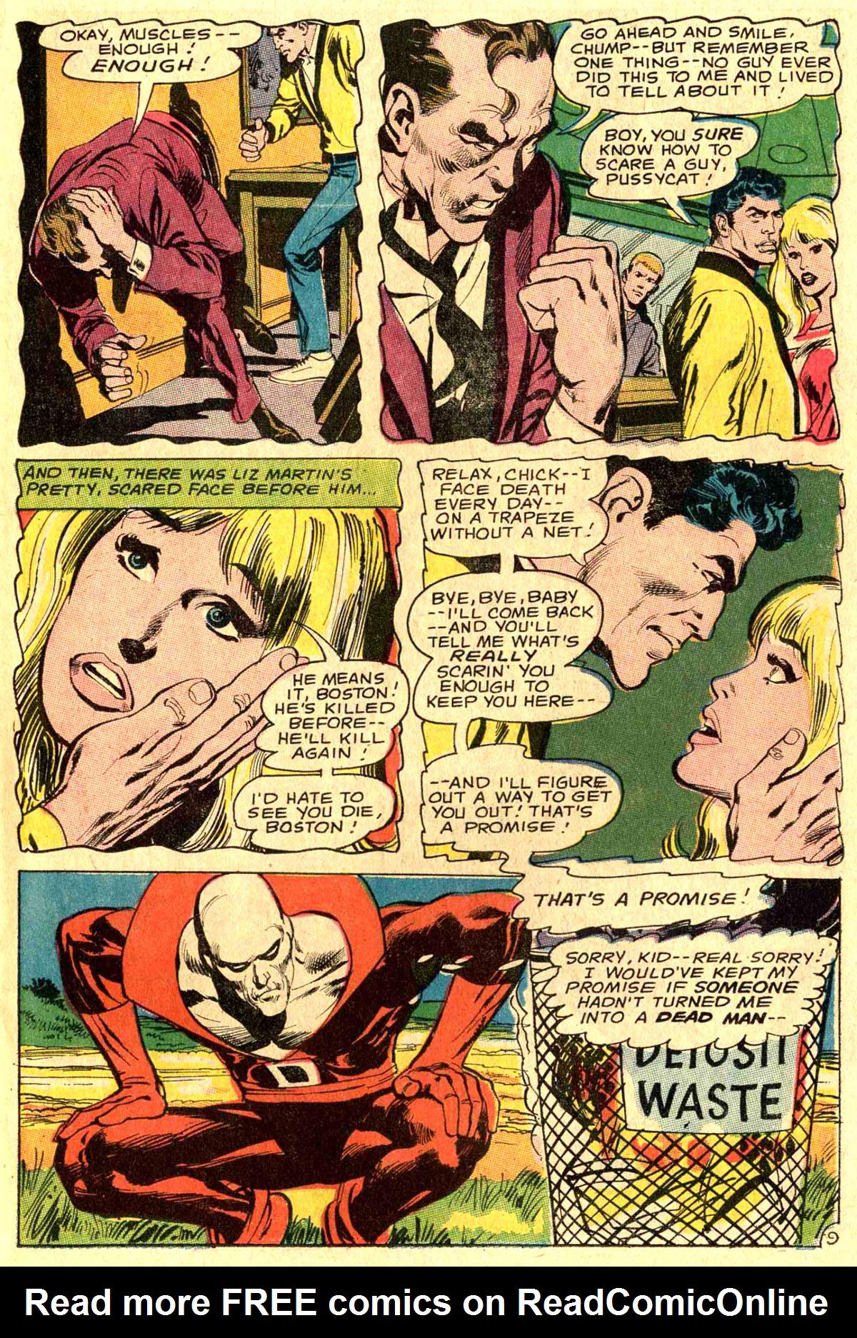 Strange Adventures (1950) issue 207 - Page 15