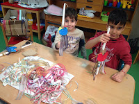Φτιάχνουμε λαμπάδες