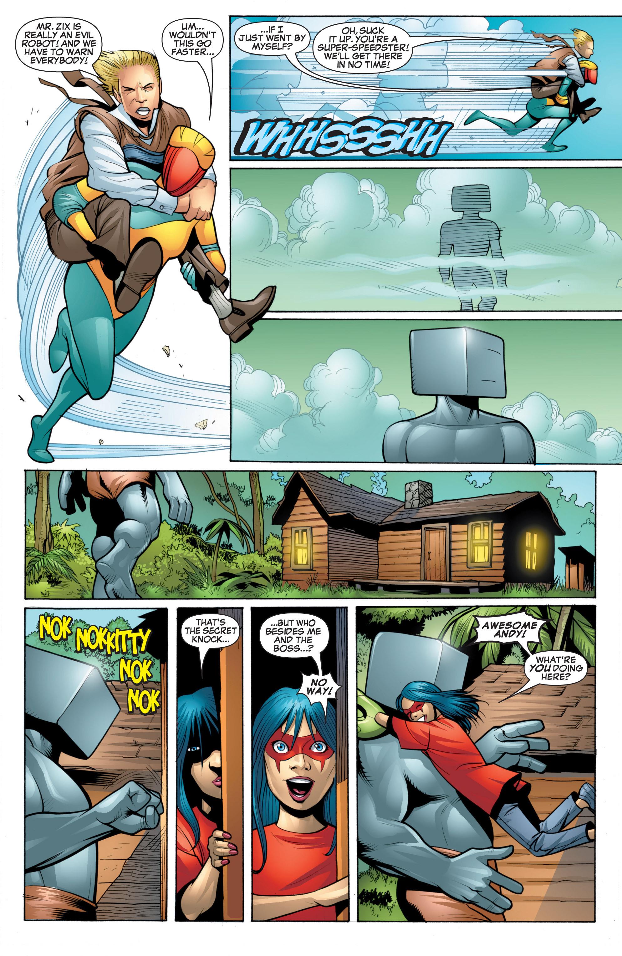 Read online She-Hulk (2005) comic -  Issue #20 - 19