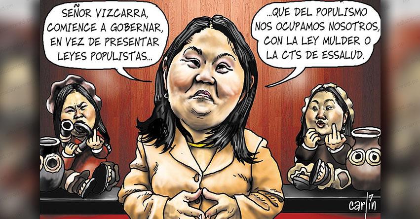 Carlincaturas Sábado 25 Agosto 2018 - La República