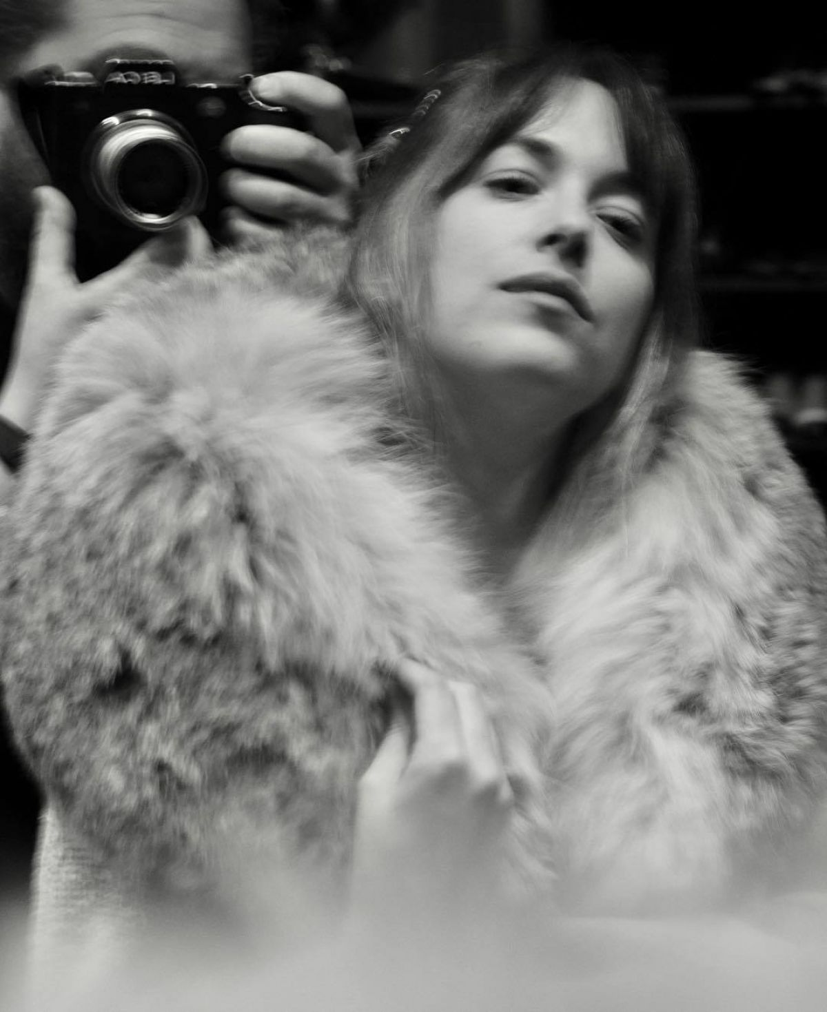 Photoshoot of Dakota Johnson By Greg Williams January 2018