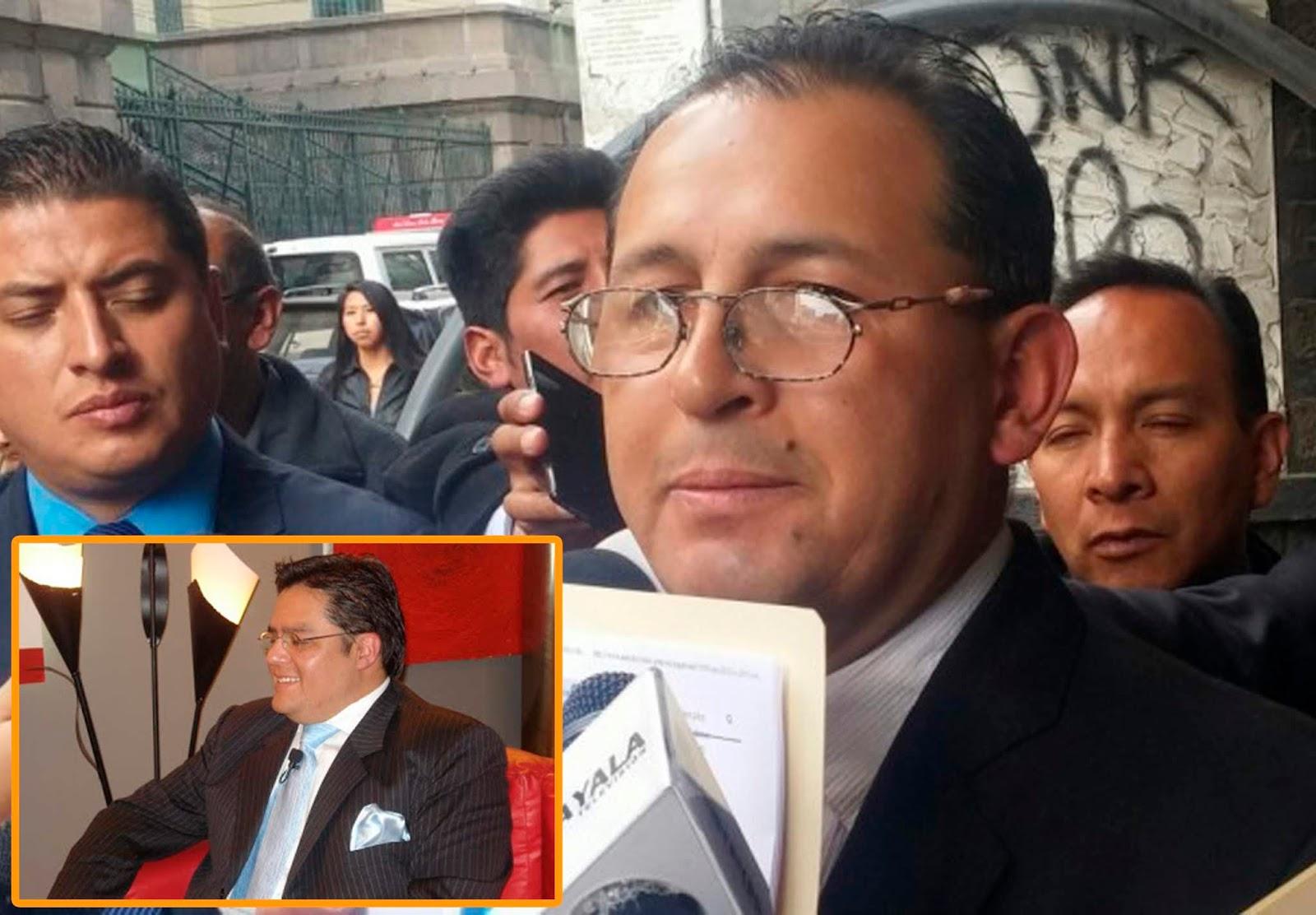 El ex alcalde interino cree que hubo beneficios para el conocido comunicador y empresario / WEB MONTAJE