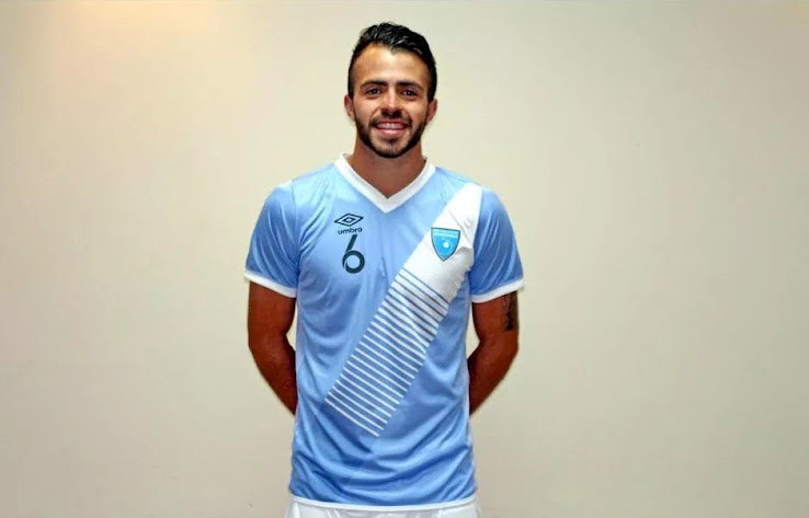 online store fac0c 52280 Guatemala 2018-19 Home Kit Revealed - Footy Headlines